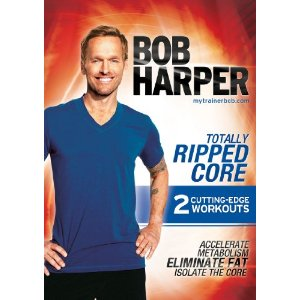 bob harper totally ripped core