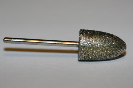 cut nails large sapphire cone bit