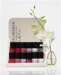 Curt Nails Safe nail polish, Dr Remedy Nail Polish