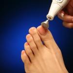 cut nails Sapphire sanding disk bit