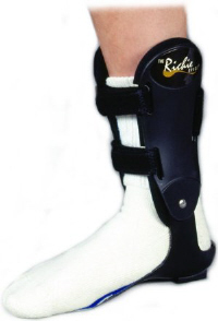 Dropfoot Short Leg AFO with Fixed Hinge