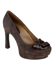 earthies platform pump rocker sole