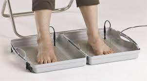 foot iontophoresis