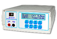 foot iontophoresis unit
