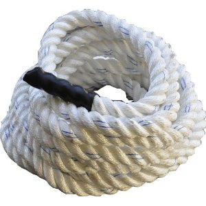 battle rope for working out when your foot is injured