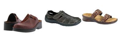 sandals orthotics