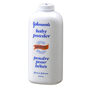 baby powder, the secret cure to squeaky orthotics