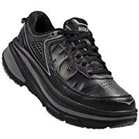 walking shoe with rocker sole