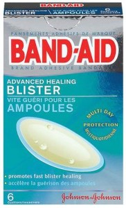 Blister Band Aid
